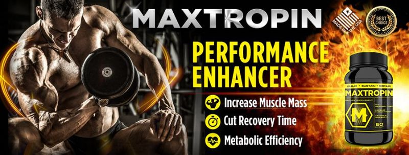 Maxtropin reviews