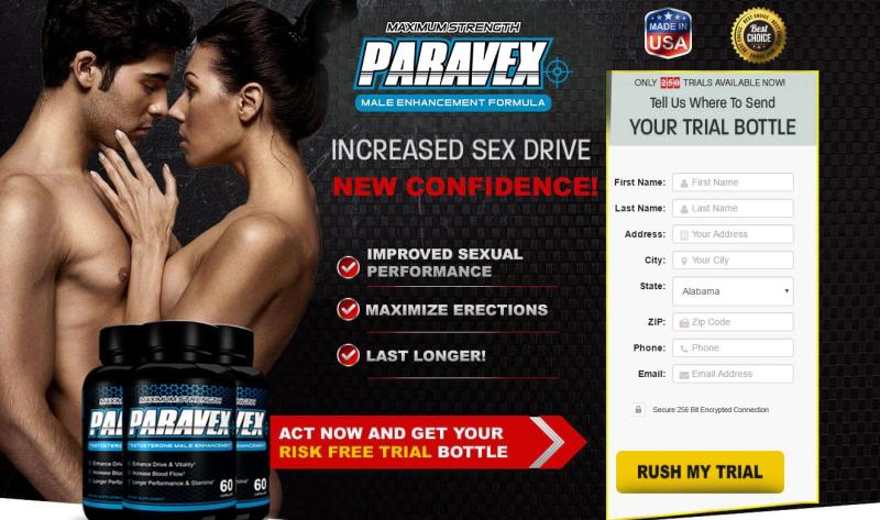 Paravex-Male-Enhancement