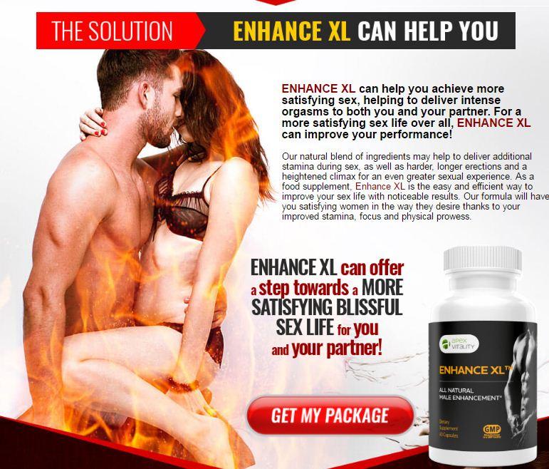 Apex Enhance XL works
