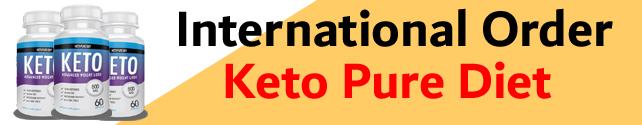 Keto Pure Diet Bootle - Intl