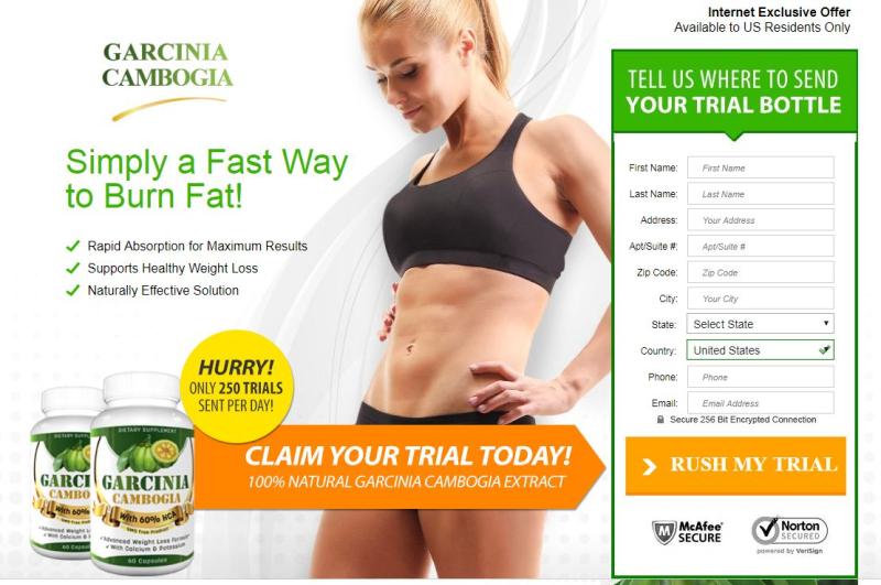 Garcinia Gold Diet